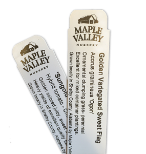 Maple Valley Stick Tag